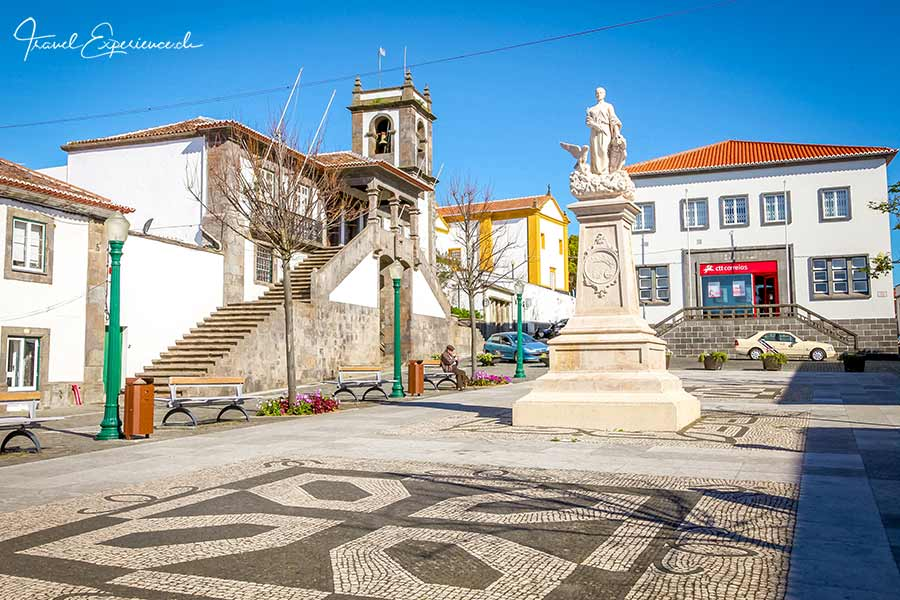 Terceira, Praia da Vitoria