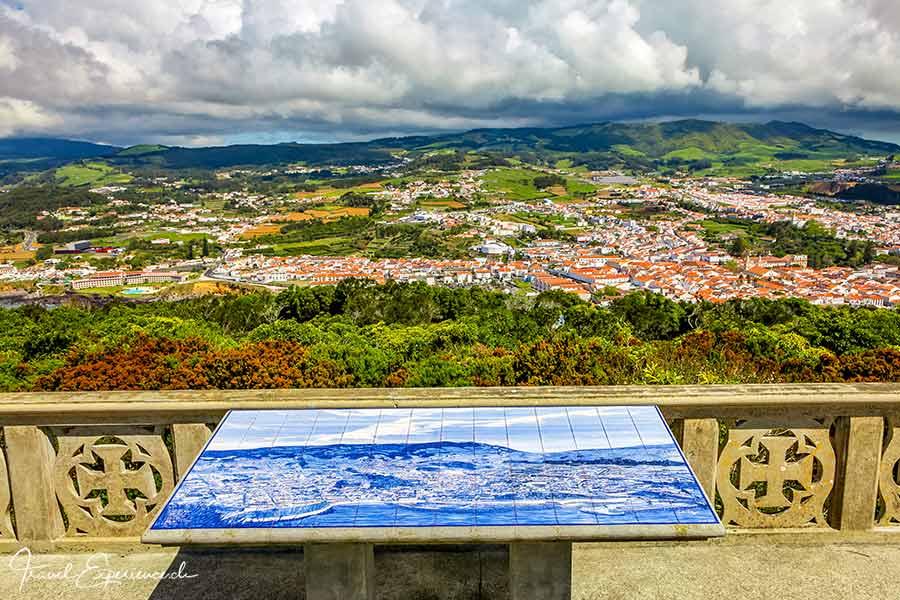 Terceira, Monte Brasil