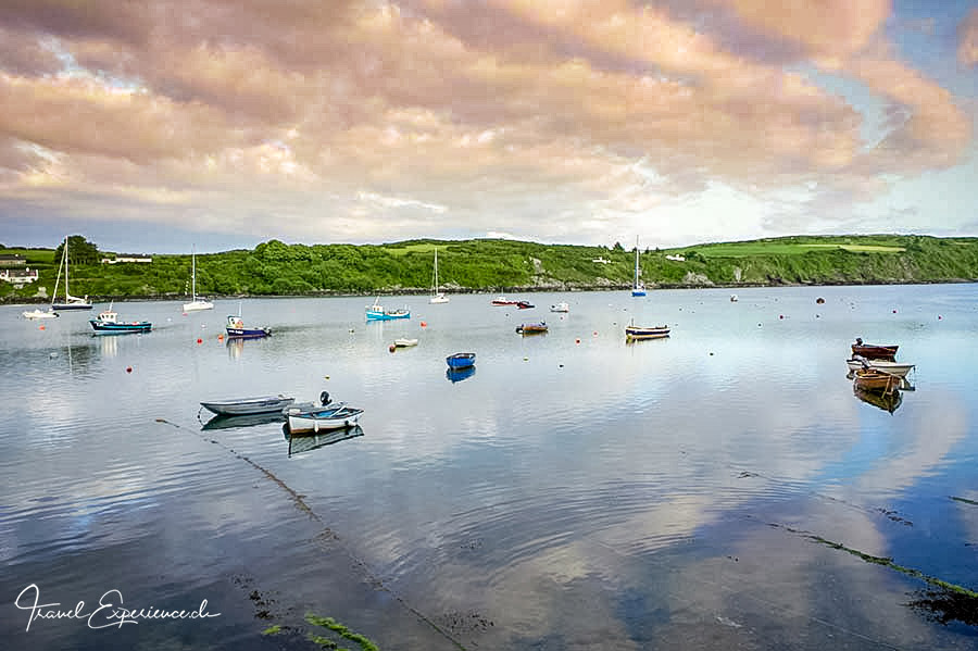 Irland, West Cork, Castlestownshend