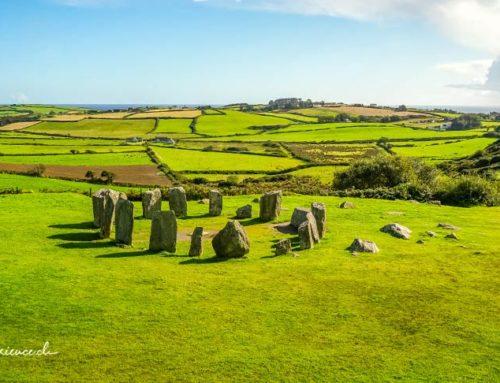 West Cork – sattes Grün, Mythen und Meer