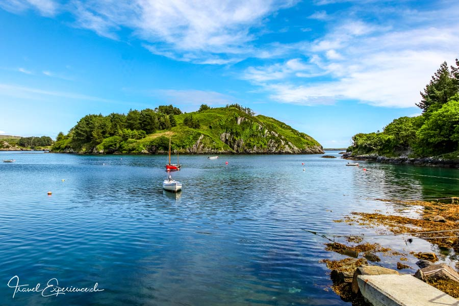 Irland, West Cork, Lough Hyne
