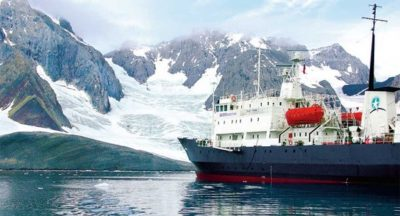 Arktis – Antarktis: Jedem sein Polarschiff 11