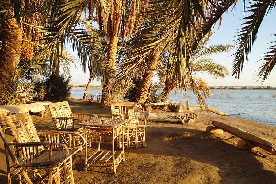 Siwa, Fatla Island