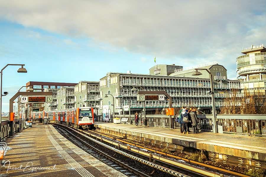 Hamburg, U-Bahn