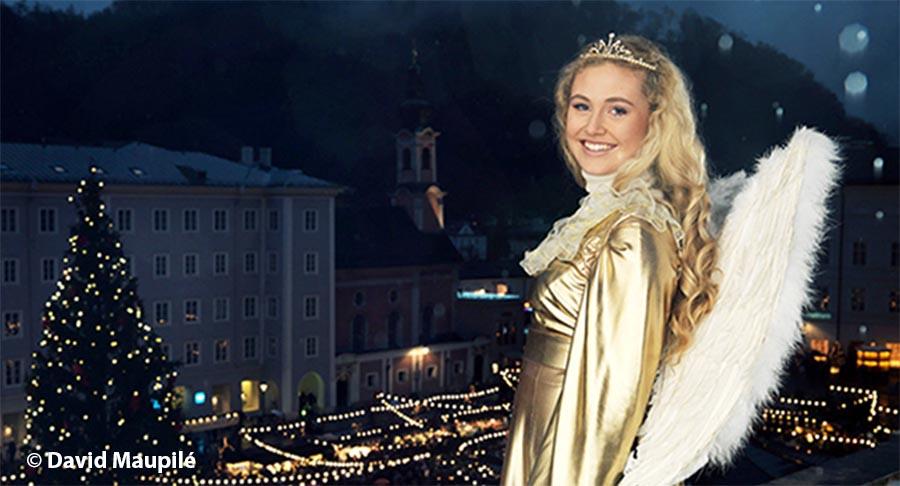 Salzburg, Christkindl 2012