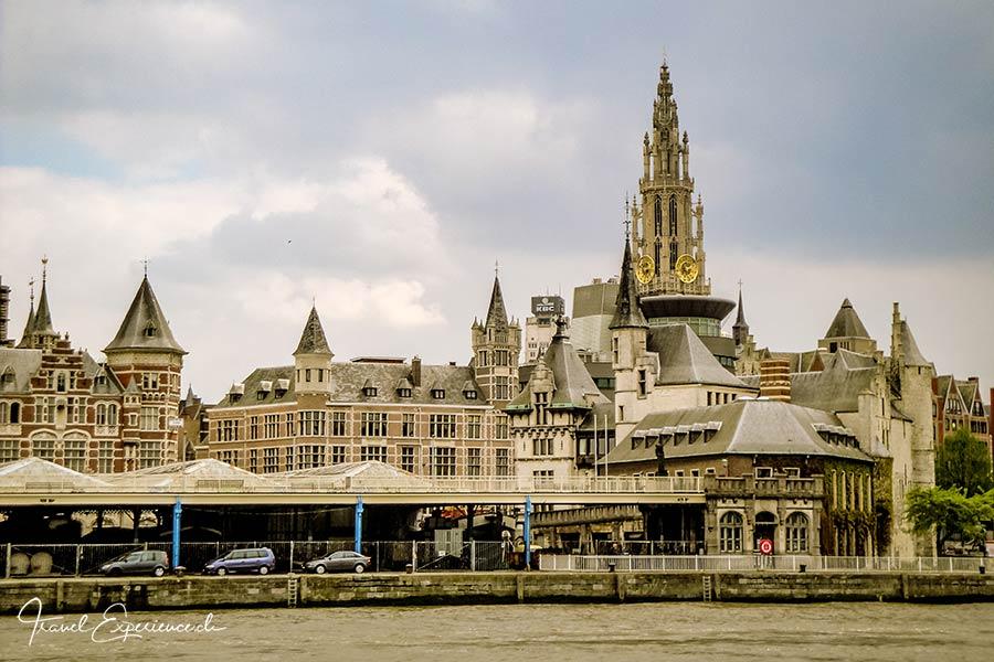 A-Rosa, Flussfahrt- Antwerpen