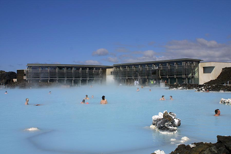Reykjavik, Blue Lagoon