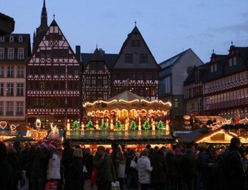 Frankfurt: Sterne, Kunst und Bethmännchen