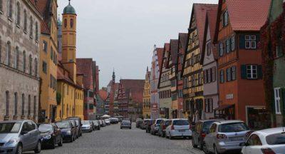 Rothenburg ob der Tauber, Altstadt