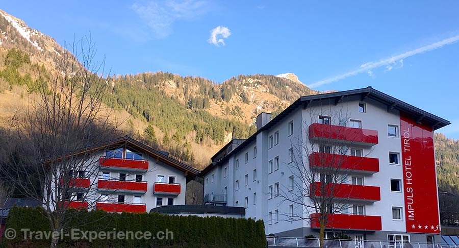Oesterreich, Bad Hofgastein, Impuls Hotel Tirol