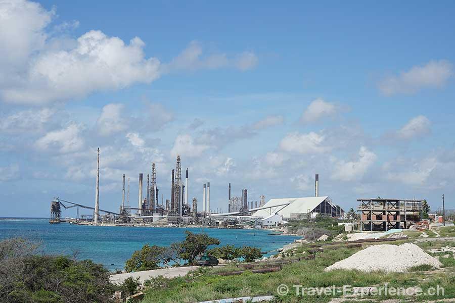Aruba, Oelraffinerie