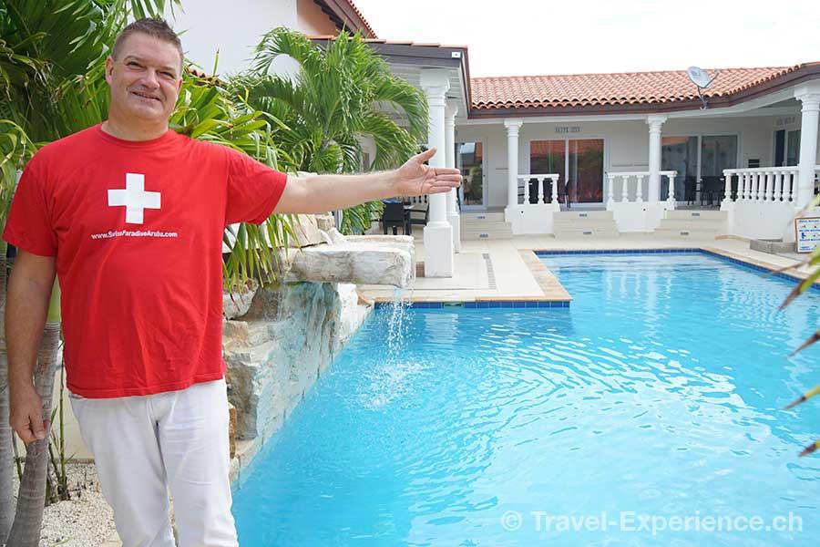 Aruba, Karibik, Swiss Paradise, Juerg Braendli