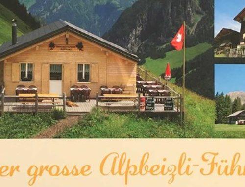 Schweiz: Der grosse Alpbeizli-Führer