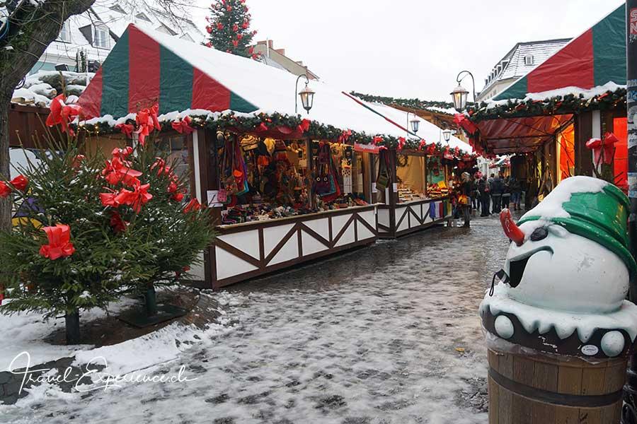 Saarbruecken, Weihnachtsmarkt