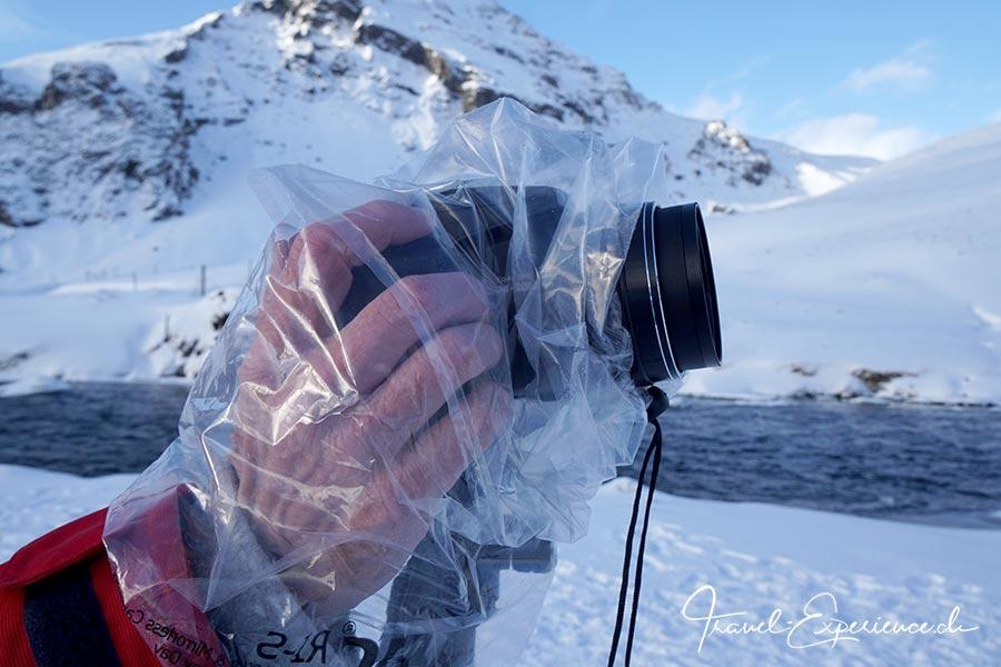 Island Fotografie Kameramantel