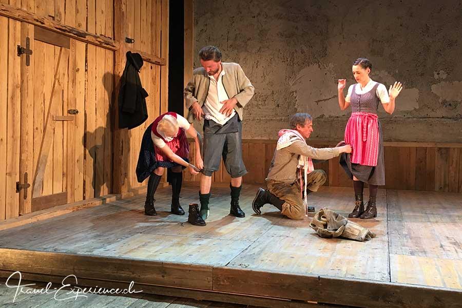 Stille Nacht Heilige Nacht, Weihnachtslied, Verbreitung, Rainer Family, Theater, Steudltenn, die stillen naechte des ludwig rainer