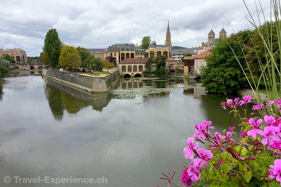 Frankreich, Metz, Altstadt