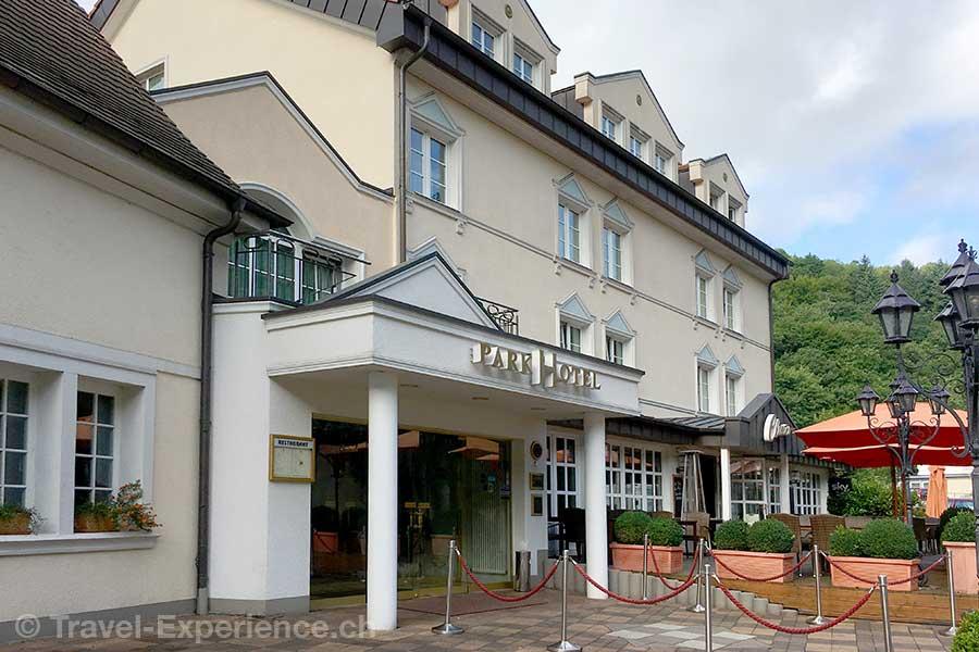 Deutschland, Rheinland-Pfalz, Idar-Oberstein, Deutsche Edelsteinstrasse, Parkhotel