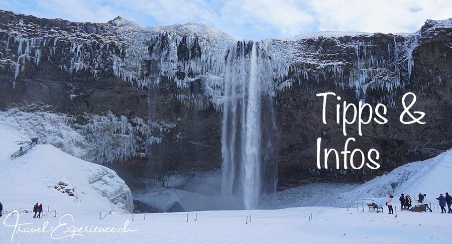 Island, Iceland, Seljalandfoss, Wasserfall