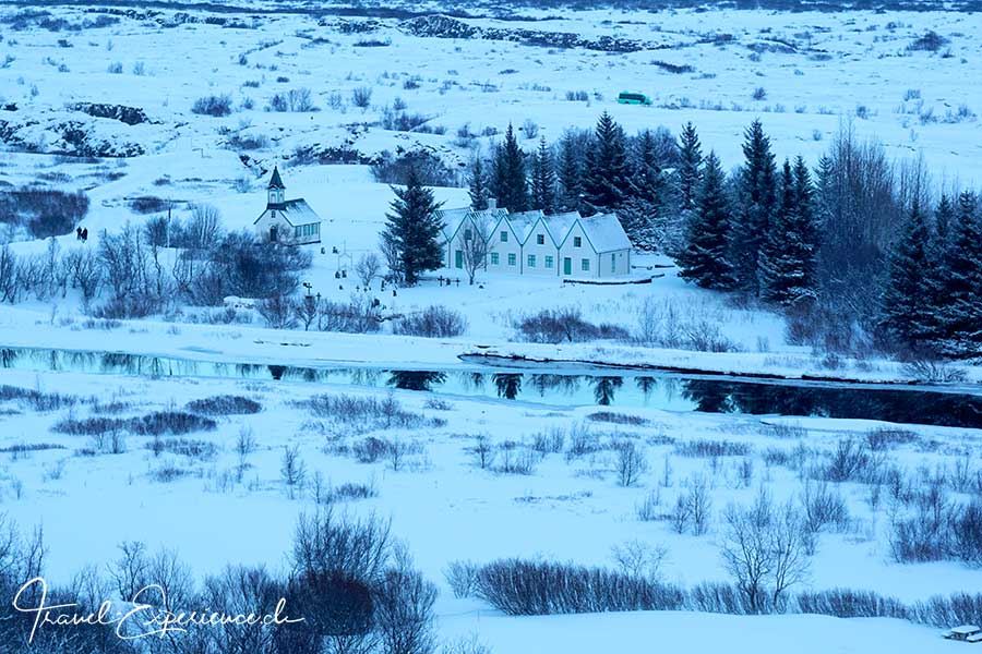 Island, Iceland, Winter, Golden Circle, Thingvellir