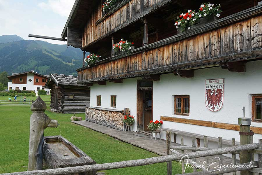 Heimatmuseum Sixenhof, Achenkirch