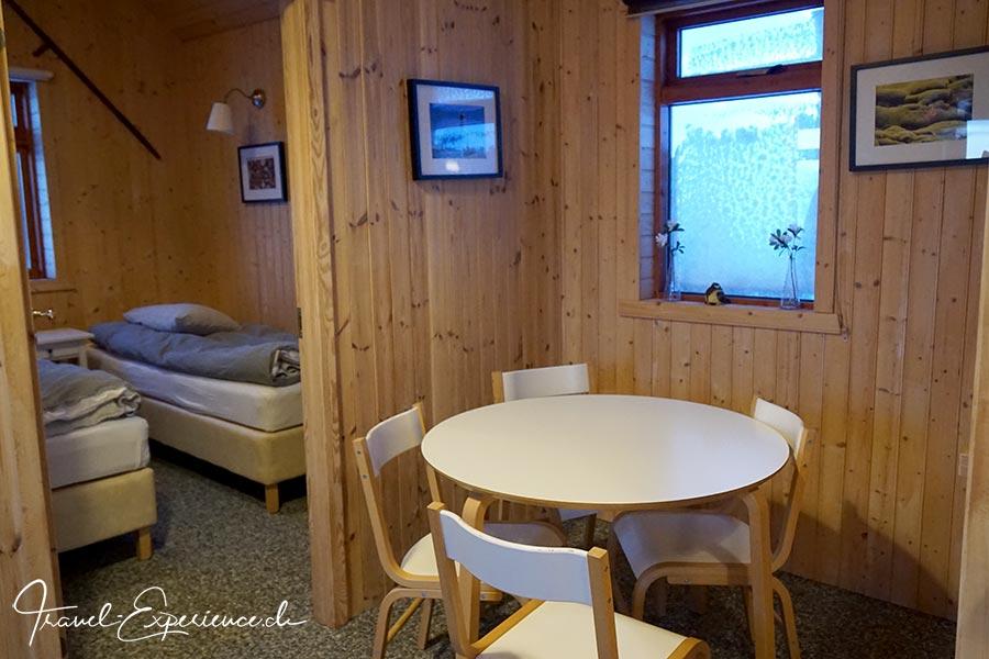 Island, Iceland, Cottage, Ferienhaus, Gardur