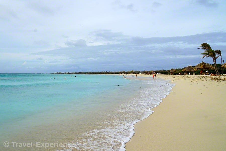 Karibik, Aruba, Arashi Beach, Strand