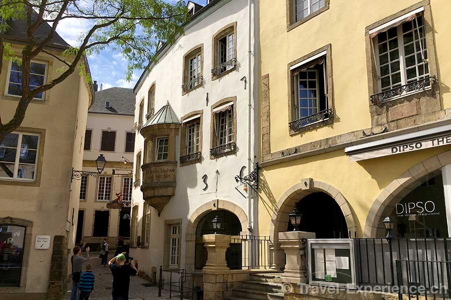 Luxemburg, Altstadt