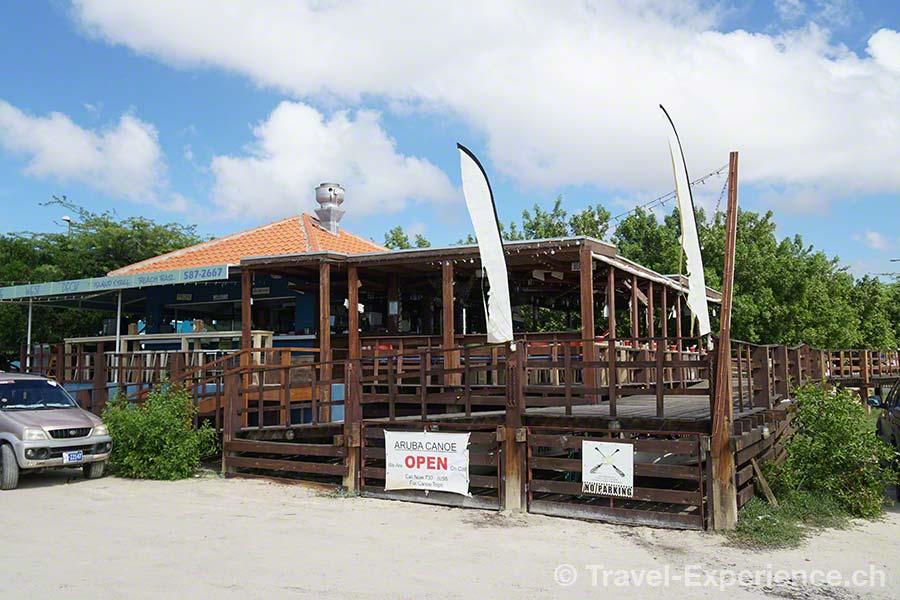 Karibik, Aruba, Beachbar, Westdeck