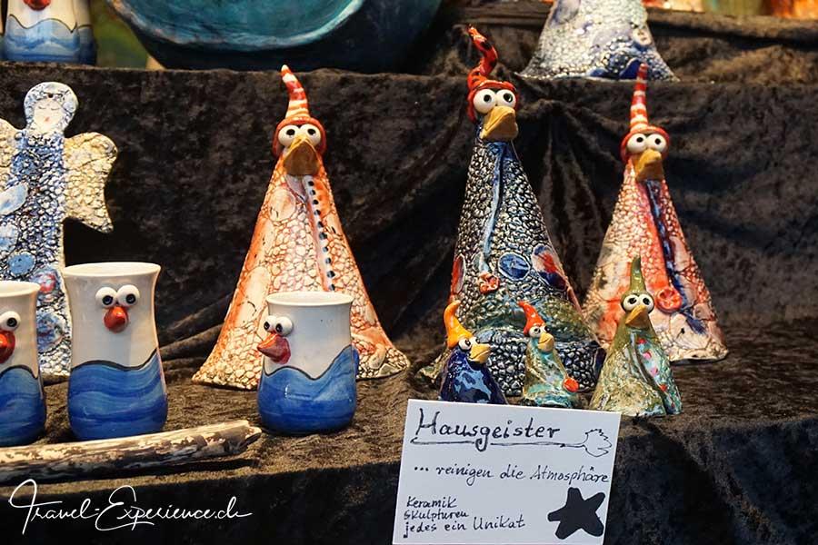 Advent, Flussfahrt, Trier, Weihnachtsmarkt, Hausgeister, Dekoration