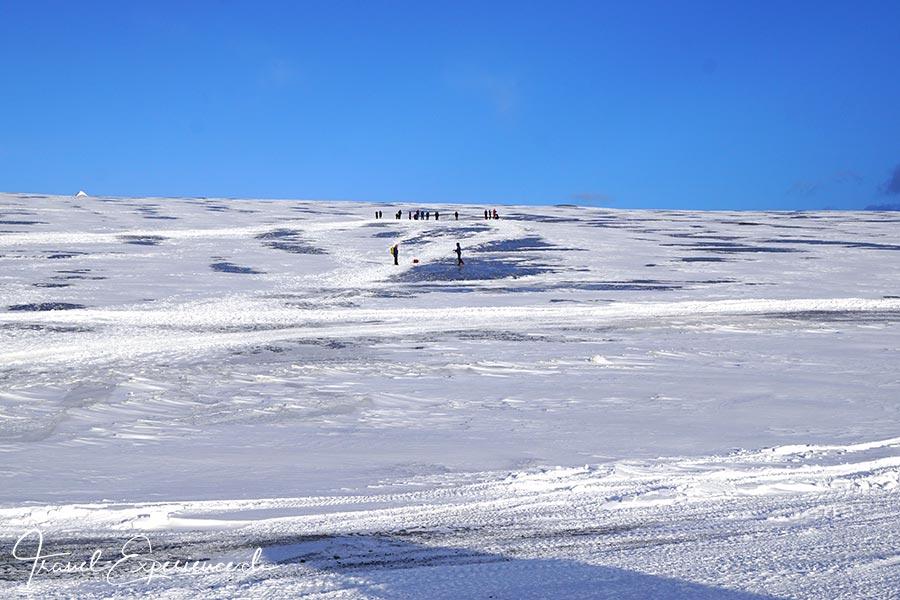 Island, Iceland, Winter, Suedkueste, Vatnajoekull,
