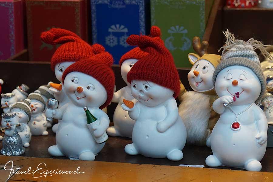 Advent, Flussfahrt, Trier, Weihnachtsmarkt, Schneemaenner, Dekoration,