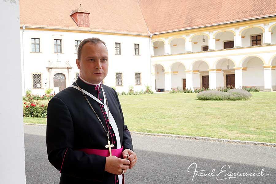 Stift Reichersberg, Unterkunft, Hotel, Probst Markus Grasl, juengster Probst Oesterreichs, Fuehrung