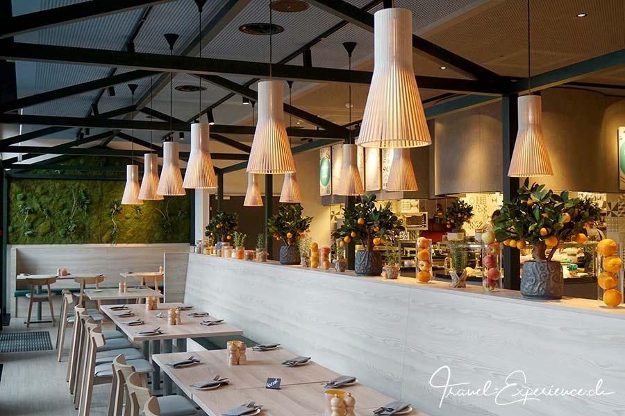 a-ja City-Resort Zuerich, Deli Restaurant