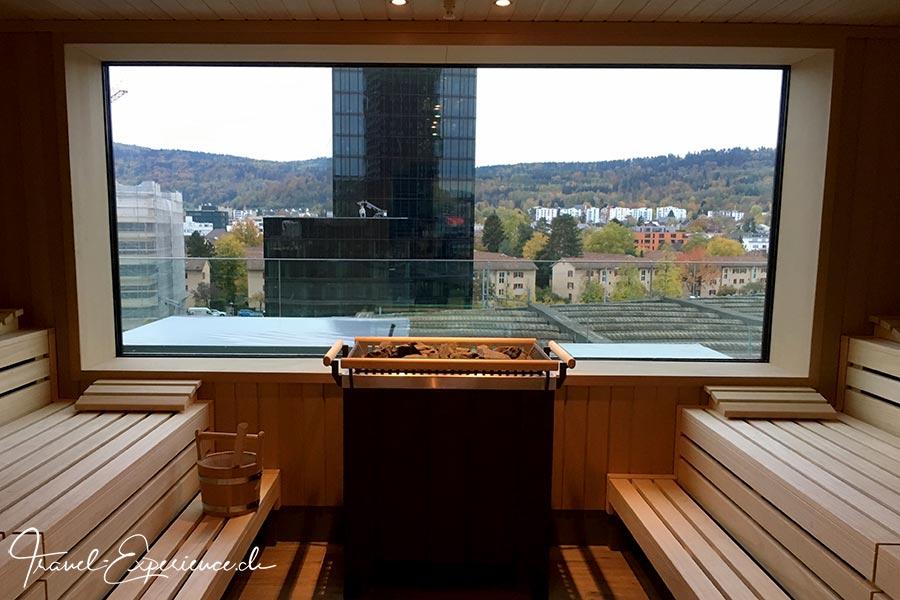 a-ja City-Resort Zuerich, rooftop spa, sauna
