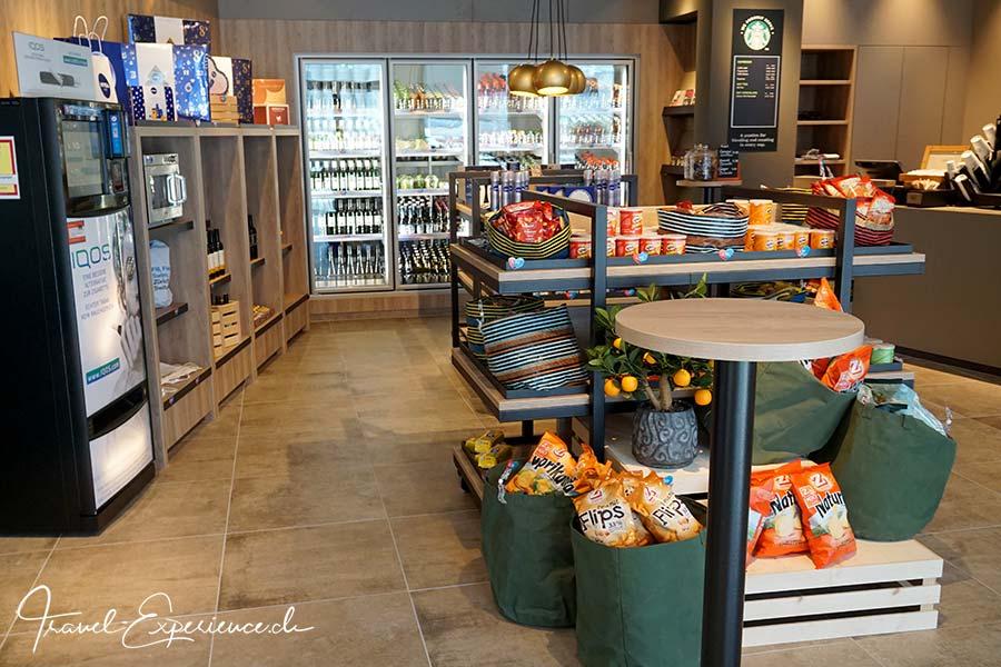 a-ja City-Resort Zuerich, smart markt, shop