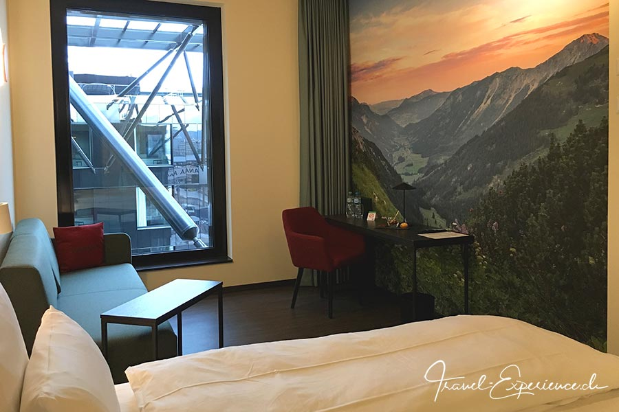 a-ja City-Resort Zuerich, Zimmer 4006