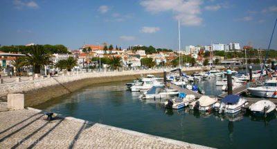 Portugal, Alentejo, Setubal, Hafen Portugal, Alentejo, Setubal, Hafen Salzkahn Portugal, Alentejo, Comporta, Cafe