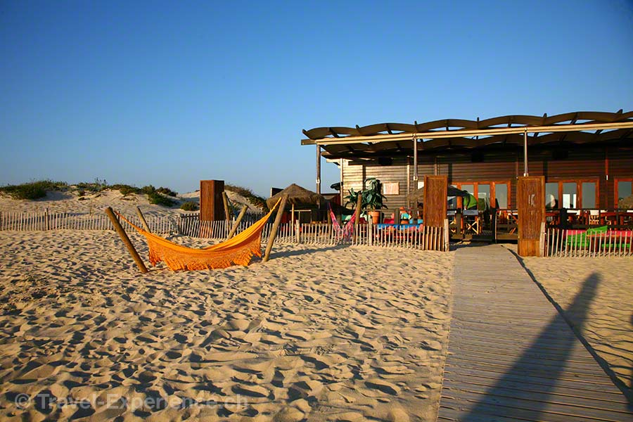 Portugal, Alentejo, Comporta, Cafe