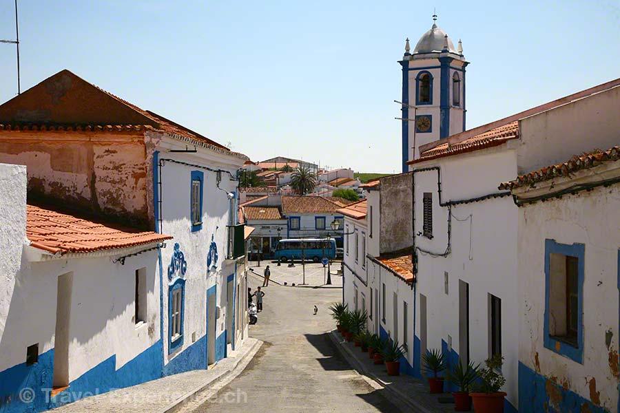 Portugal, Alentejo, Messejana