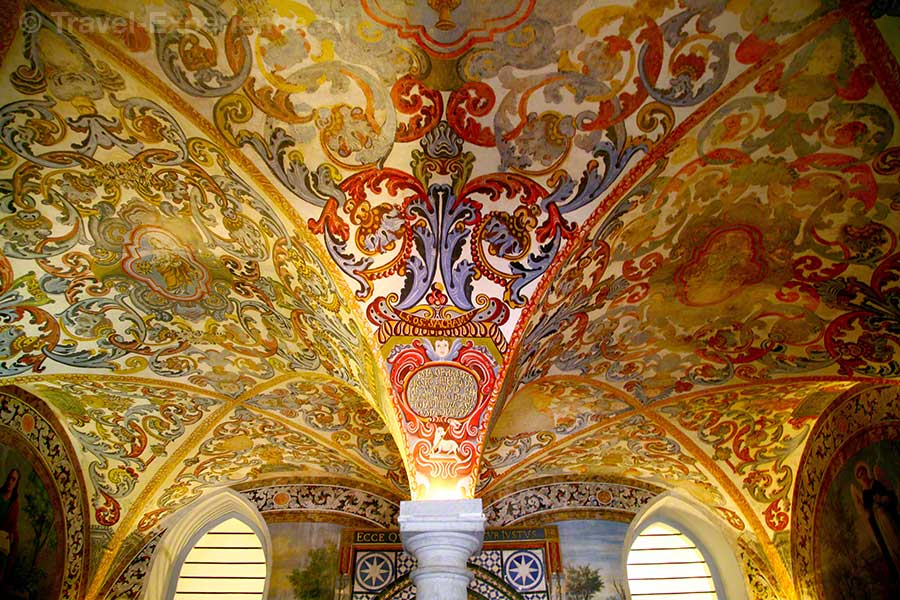 Portugal, Alentejo, Beja, Kloster Maria Empfaengnis