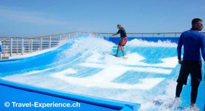 Allure of the Seas, FlowRider