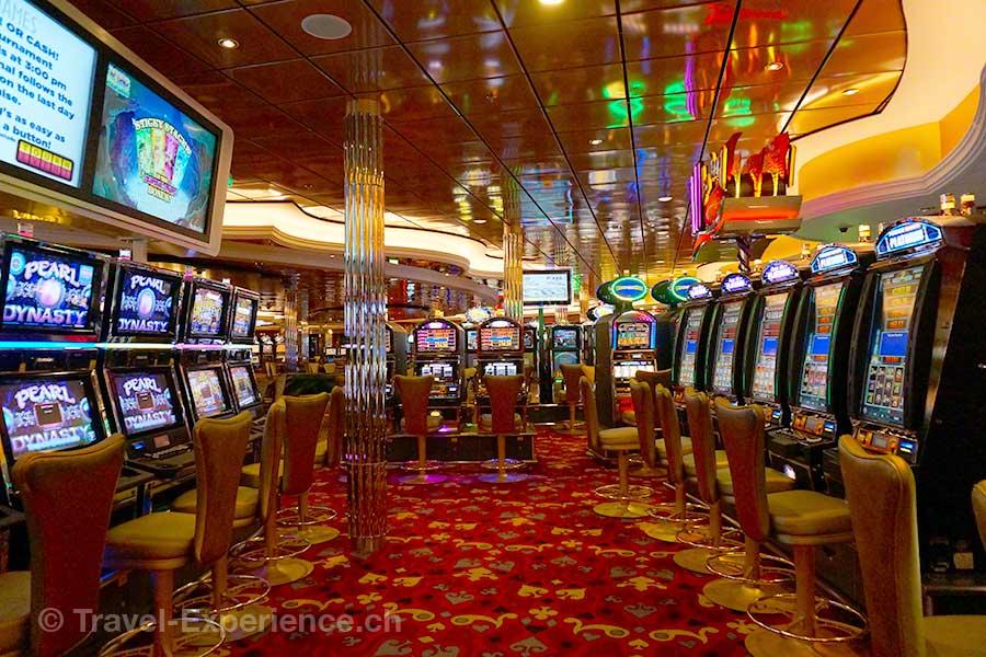 Allure of the Seas, Casino