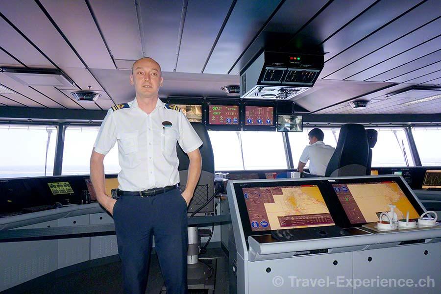 Allure of the Seas, Royal Caribbean, Brücke