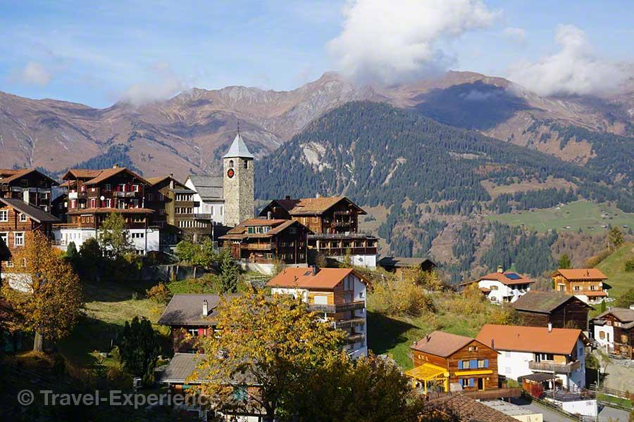 das bergdorf tschiertschen