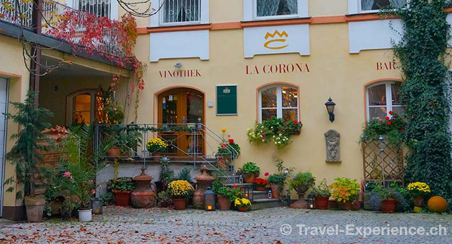 Ansbach, La Corona