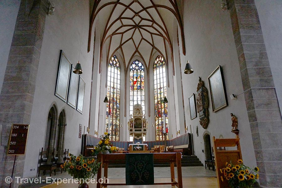 Ansbach Kirch St. Johannis