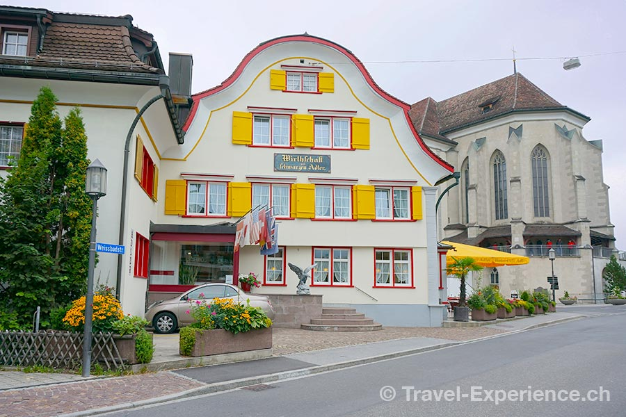 Appenzell, Hotel Post