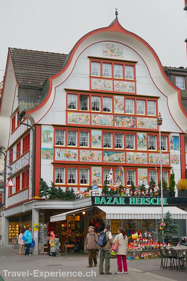 Appenzell, Poststrasse
