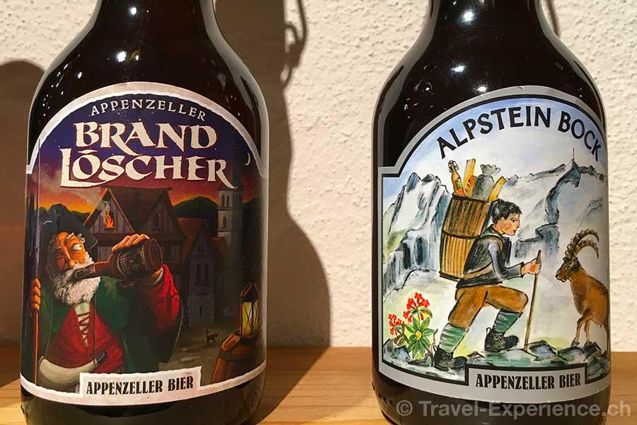 Appenzell, Brauerei Locher, Bier